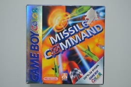 GBC Missile Command [Compleet]