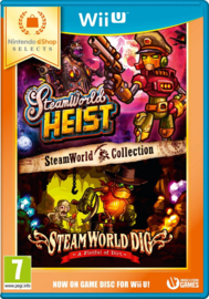 Wii U SteamWorld Collection: SteamWorld Heist + SteamWorld Dig eShop Selects [Nieuw]