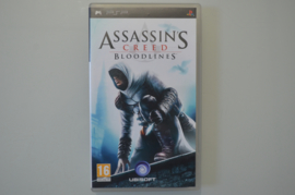 PSP Assassins Creed Bloodlines