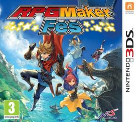 3DS RPG Maker FES [Nieuw](*)