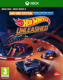 Xbox Hot Wheels Unleashed Day One Edition (Xbox One) [Pre-Order]
