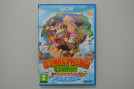 Wii U Donkey Kong Country Tropical Freeze