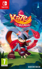 Switch Kaze and the Wild Masks [Pre-Order]