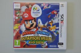 3DS Mario & Sonic op de Olympische Spelen Rio 2016