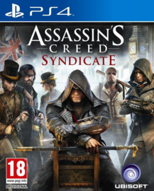 Ps4 Assassins Creed Syndicate [Nieuw]