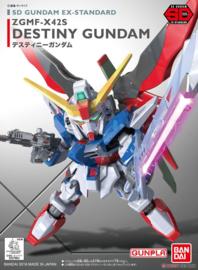 Gundam Model Kit SD Gundam EX-Standard 009 Destiny Gundam - Bandai [Nieuw]