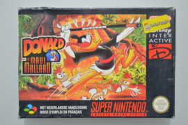 SNES Disney's Donald Duck in Maui Mallard [Compleet]
