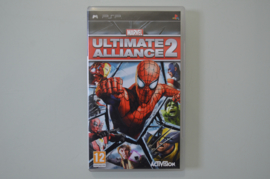 PSP Marvel Ultimate Alliance 2 Fusion