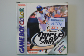 GBC Triple Play 2001 [Compleet]