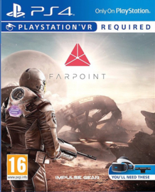 Ps4 Far Point (PSVR) [Nieuw]