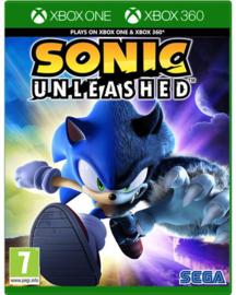 Xbox 360 Sonic Unleashed [Nieuw]