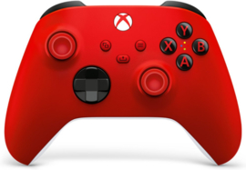 Xbox Controller Wireless - Pulse Red (Series X & S - Xbox One) - Microsoft [Nieuw]