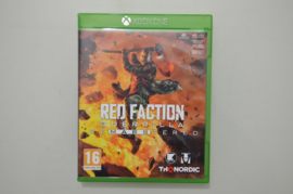 Xbox One Red Faction Guerilla Re-MARS-tered