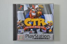 Ps1 Crash Bandicoot Crash Team Racing - Crash Bandicoot CTR (Platinum)
