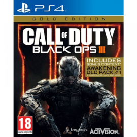Ps4 Call of Duty Black Ops 3 Gold Edition [Nieuw]