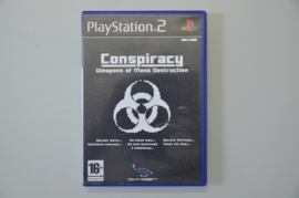 Ps2 Conspiracy Weapons of Mass Destruction