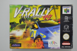 N64 V-Rally Edition 99 [Compleet]