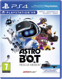 Ps4 Astro Bot Rescue Mission (PSVR) [Nieuw]