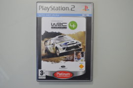 Ps2 WRC 4 - Fia World Rally Championship (Platinum)