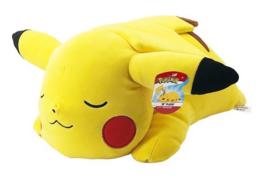 Pokemon Pluche Pikachu Sleeping - Wicked Cool Toys [Nieuw]