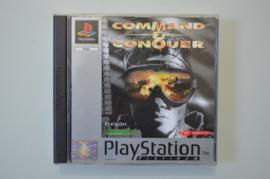 Ps1 Command & Conquer (Platinum)
