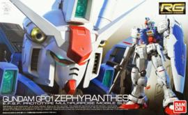 Gundam Model Kit RG 1/144 Gundam GP01 Zephyranthes - Bandai [Nieuw]