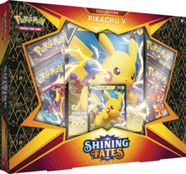 Pokemon TCG Pikachu V Box Shining Fates - The Pokemon Company [Pre-Order]