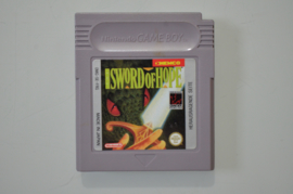 Gameboy The Sword of Hope