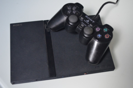 Playstation 2 Console Slim (Zwart)
