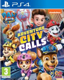 Ps4 Paw Patrol The Movie Adventure City Calls [Pre-Order]