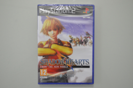 Ps2 Shadow Hearts From the New World [Nieuw]