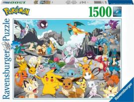 Pokemon Puzzle Challenge (1500 stukjes) - Ravensburger [Nieuw]