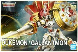 Figure Rise Model Kit Digimon Amplified Dukemon Gallantmon - Bandai [Nieuw]
