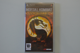 PSP Mortal Kombat Unchained