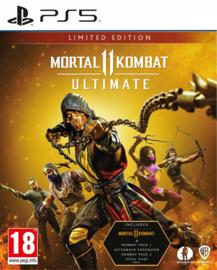PS5 Mortal Kombat 11 Ultimate Limited Edition + Steelbook [Nieuw]