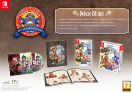 Switch Prinny Presents NIS Classics Volume 1: Phantom Brave The Hermuda Triangle Remastered / Soul Nomad & the World Eaters Deluxe Edition [Pre-Order]