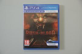 Ps4 Until Dawn Rush of Blood (PSVR)