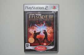 Ps2 Star Wars Episode III Revenge of the Sith (Platinum)