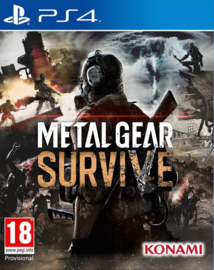 Ps4 Metal Gear Survive [Nieuw]