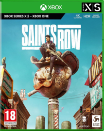 Xbox Saints Row - Day One Edition (Xbox Series X/Xbox ONe) [Pre-Order]