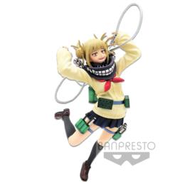 My Hero Academia Figure Himiko Toga Chronicle Academy - Banpresto [Pre-Order]