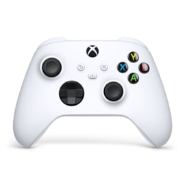 Xbox Controller Wireless - Robot Wit (Series X & S - Xbox One) - Microsoft [Nieuw]