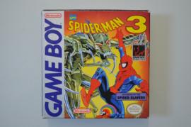 Gameboy Spider-Man 3 Invasion of the Spider-Slayers [Compleet]