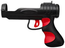 Playstaton Move Controller Gun Attackment - Big Ben
