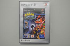 Ps2 Crash Bandicoot De Wraak van Cortex (Platinum)