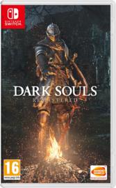 Switch Dark Souls Remastered [Nieuw]
