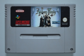 SNES The Addams Family