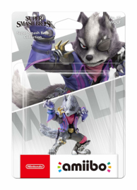 Amiibo Wolf - Super Smash Bros [Nieuw]