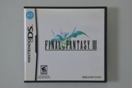 DS Final Fantasy III