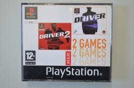 Ps1 Driver  en Driver 2 Double Pack